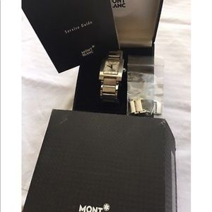 Montblanc Accessories - ❤️ Mont Blanc His/Hers Set matching watches ❤️